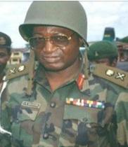 former Chief of Defense Staff Rtd Gen Joshua Dogonyaro