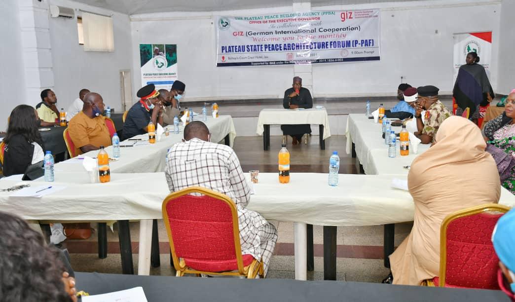 Plateau Peace Architectural Forum (2)