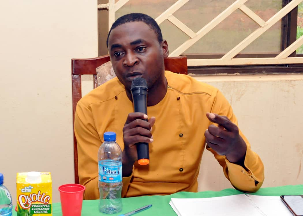 Youths should drive the process for building Peaceful Communities BEGE Foundation 2