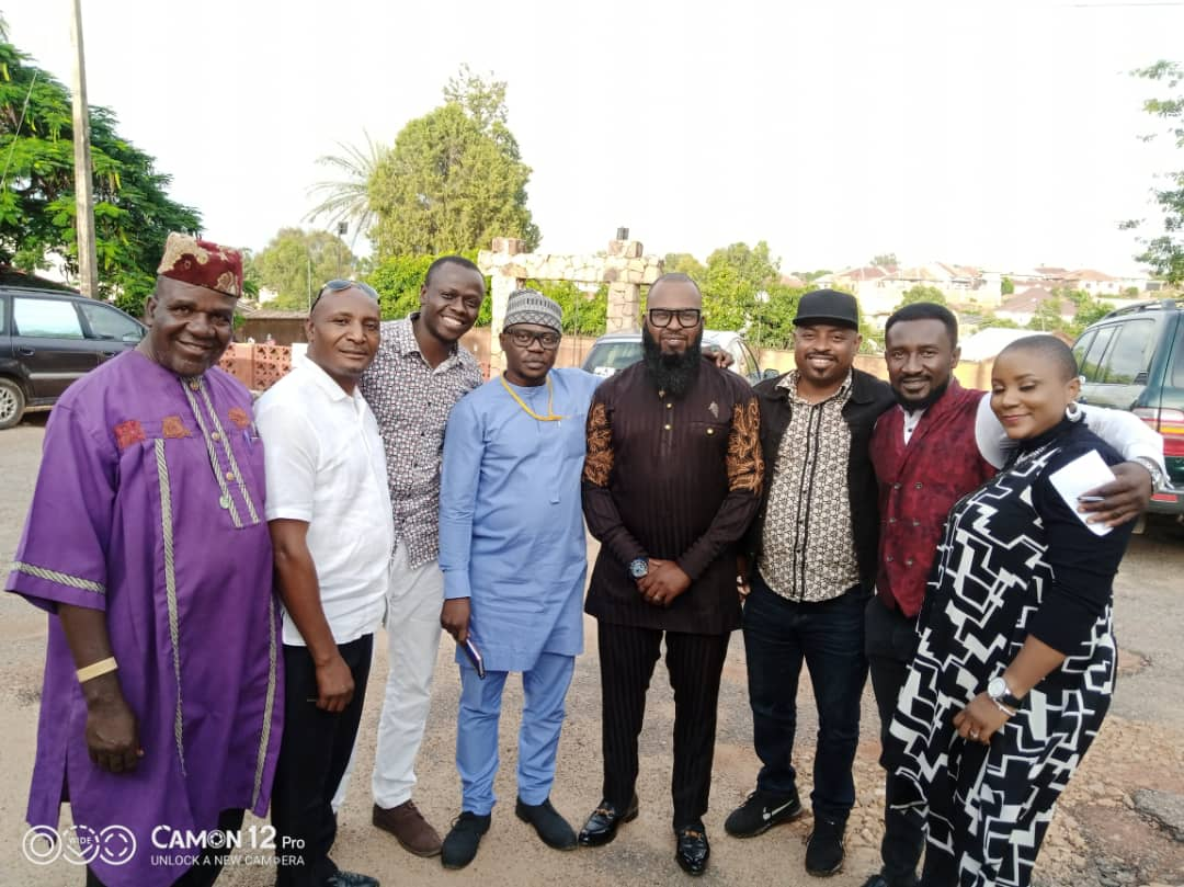 Actors Guild Of Nigeria Plateau Chapter Gets New Executives 7
