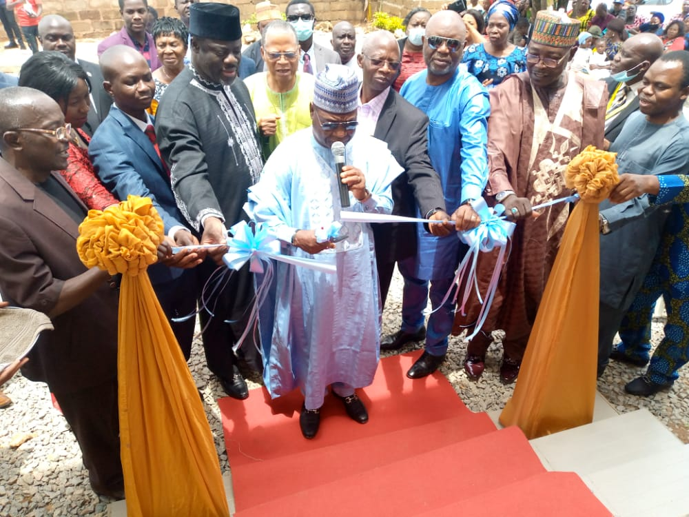Zenith Life Specialist Hospital unveiled in Jos Plateau