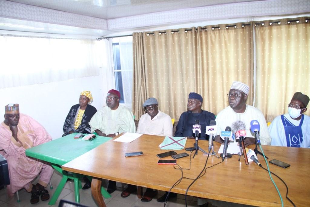 Plateau All Progressives Congress APC Elders Council (1)