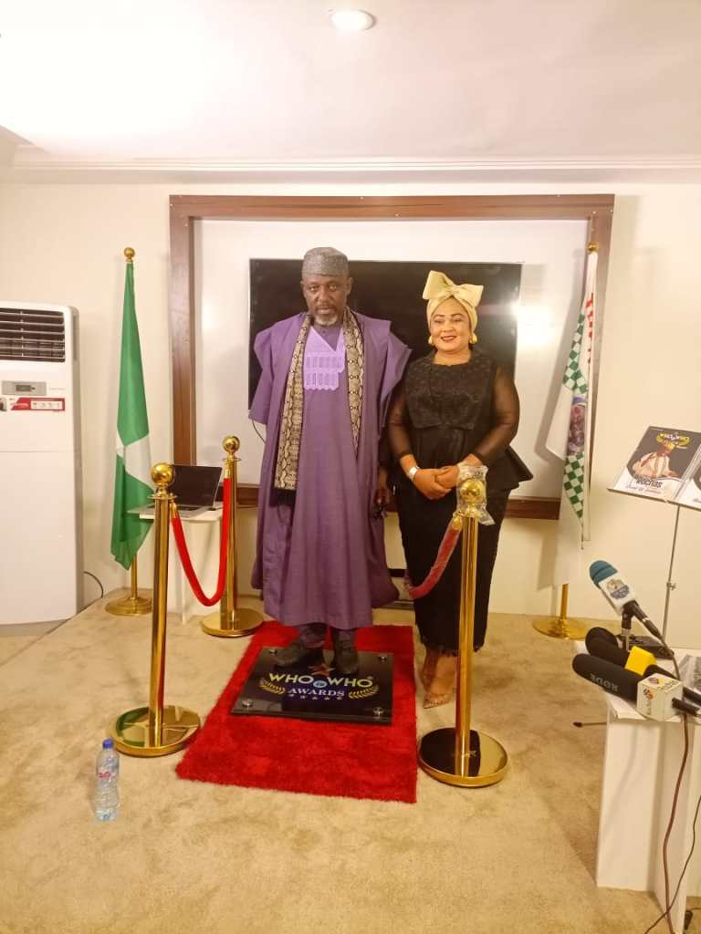 Sen Rochas Okorocha receives Nigeria's most expensive award Who Is Who Stand Of Fame 3
