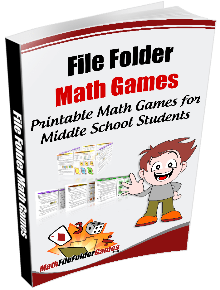picture relating to Math Games Printable called Printable Math Online games