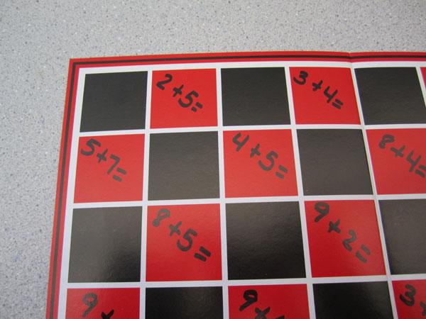 checker math