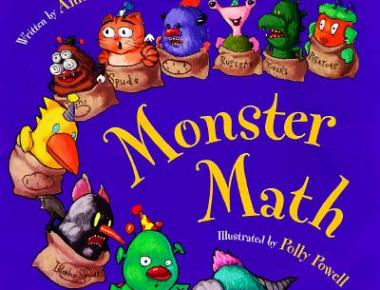 Monster Math, Anne Miranda