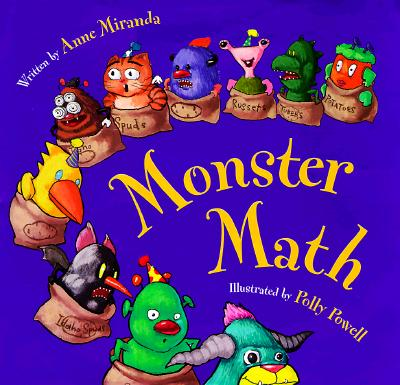 Monster Math, Anne Miranda
