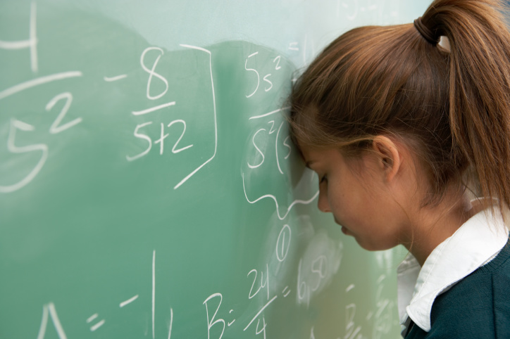 Student with Math Disabilities