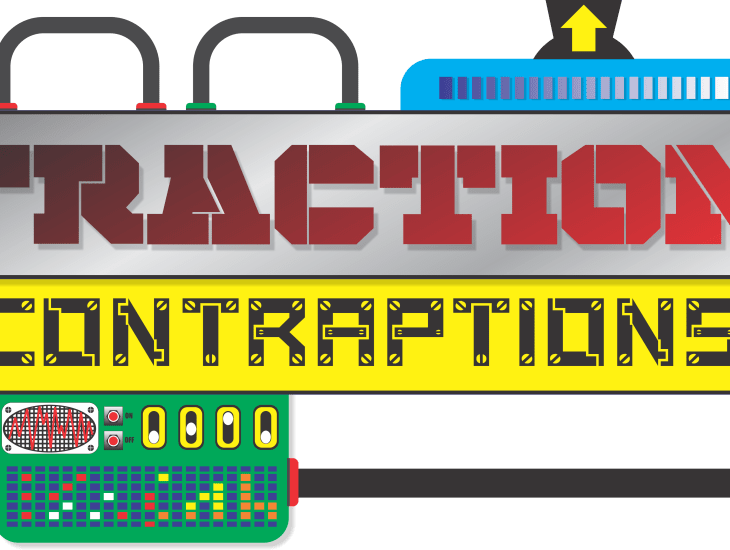 Fraction Contraptions logo