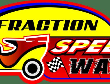 Fraction Speedway - Logo