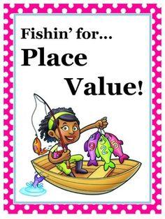 Place Value Center Activity
