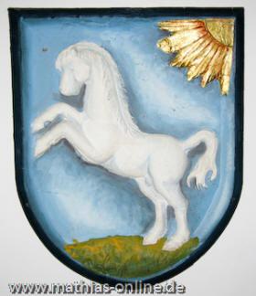 Wappen von Roßla