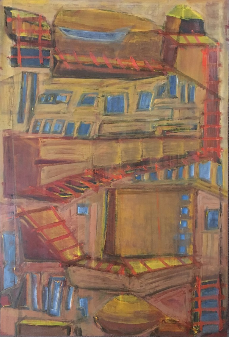 mathias-sager-red-ladder-facade-painting-20161130