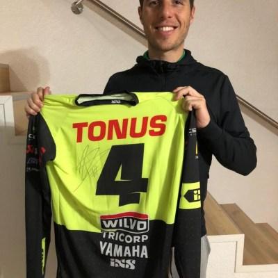 Maillot Arnaud Tonus