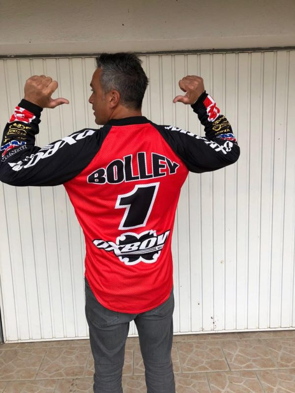 Maillot de Fred Bolley