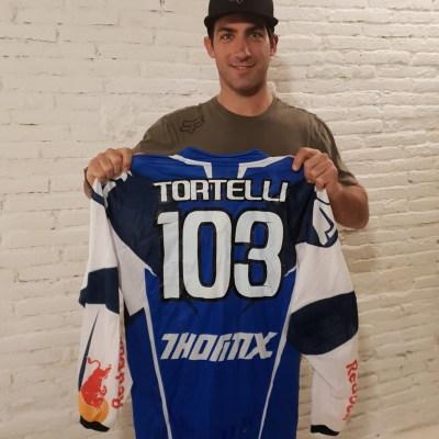 Tenue Seb Tortelli 2006 !