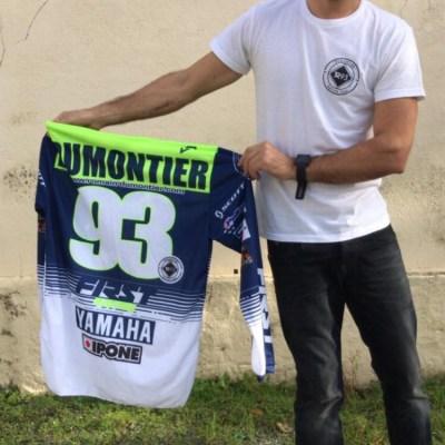Maillot Romain Dumontier