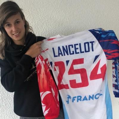 Maillot Livia Lancelot !