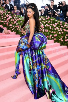 NEW YORK, NEW YORK - MAY 06: Dua Lipa attends The 2019 Met Gala Celebrating Camp: Notes on Fashion at Metropolitan Museum of Art on May 06, 2019 in New York City. Dimitrios Kambouris/Getty Images for The Met Museum/Vogue/AFP