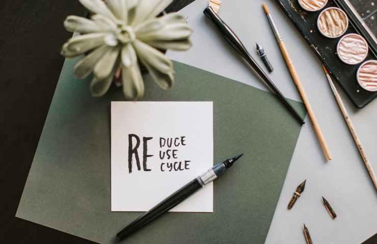 photo of pen beside ink