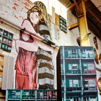 Le Grand 8 – Street Art à la Réserve (Malakoff) – Part 3 — mathiaslphotos