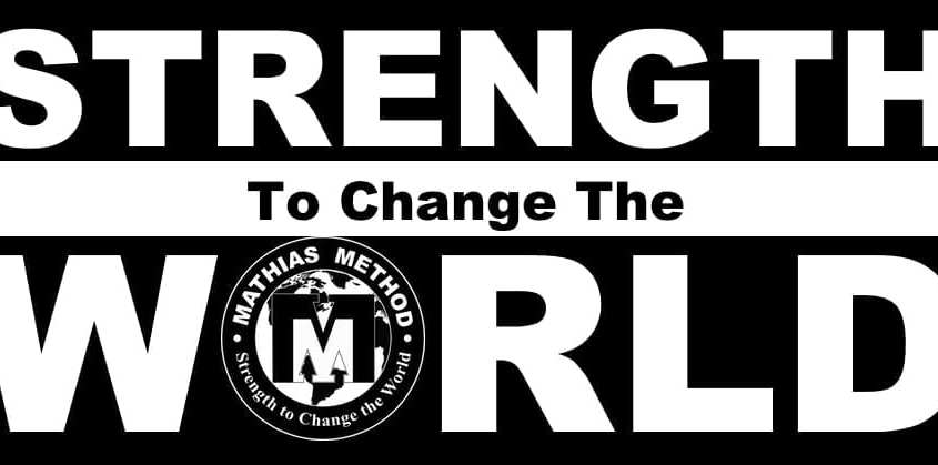 strength to change the world