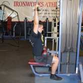 Lat Pull Down Exercise 3