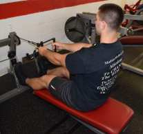 Seated Cable Rows 1