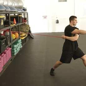 Shoulder Scapular Protraction Stretch 3