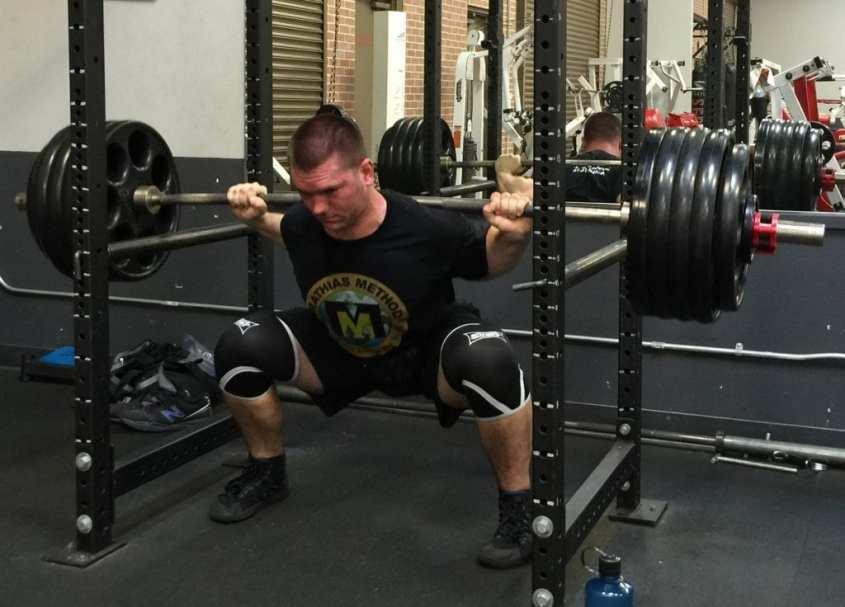 Leg Day Bodybuilding Workout