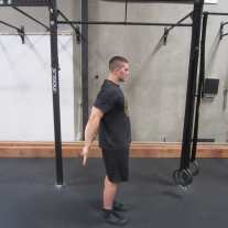 Healthy Shoulder Flexion-Extension Warm Up Exercise 1