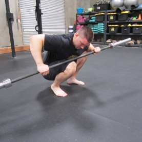 Soleus Ankle Mobility Stretch 2