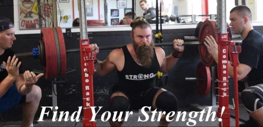 Team stronger Strength