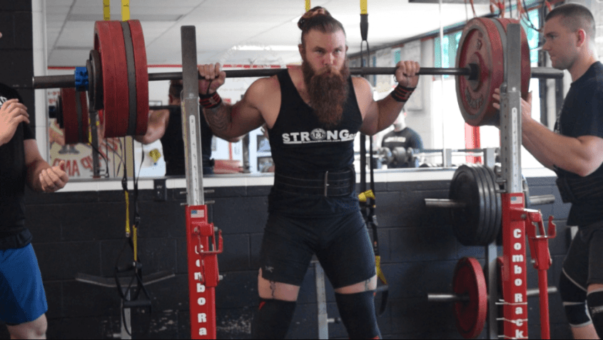 12-Week Advanced Powerlifting Program