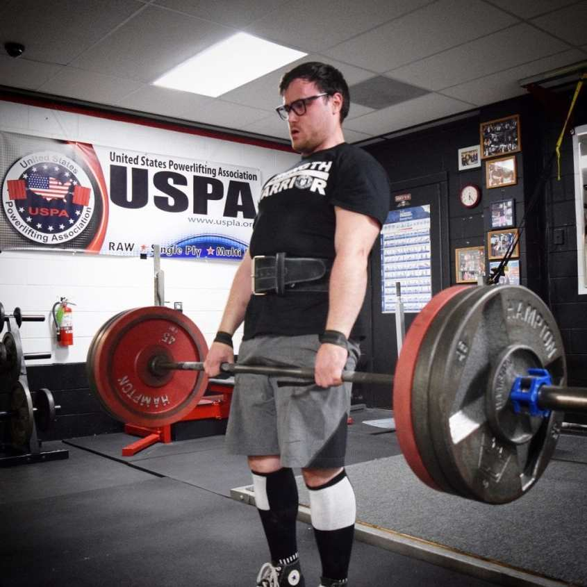 rocky strength warrior uspa deadlift