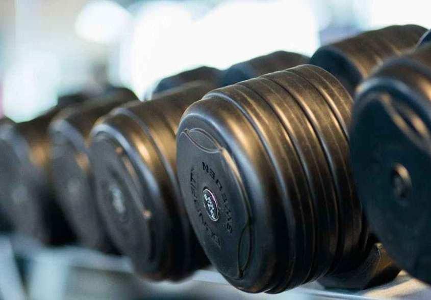 strength training exercises dumbbells