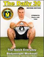 Daily 30 Bodyweight Strength Training Guide