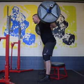 how to box squat 2