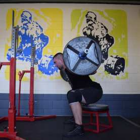 how to box squat 5