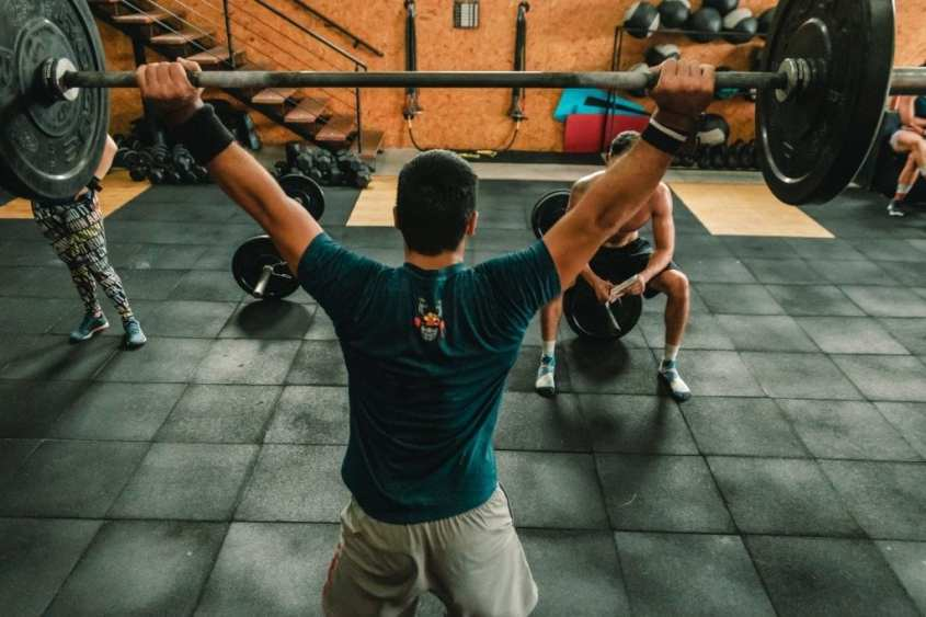 Olympic Weightlifting Warm-Up Exercises
