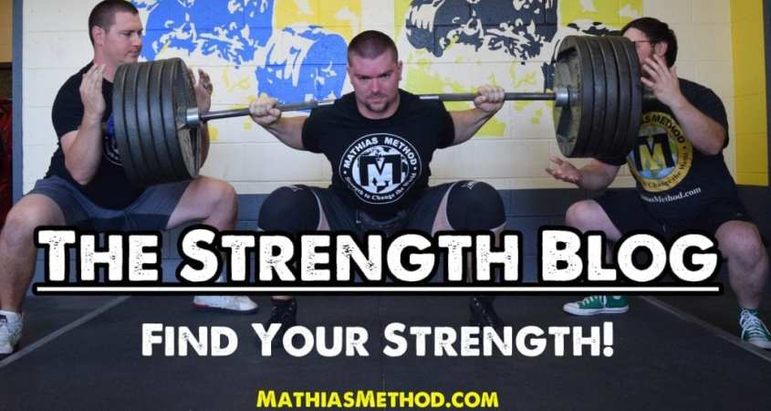 The Strength Blog Articles