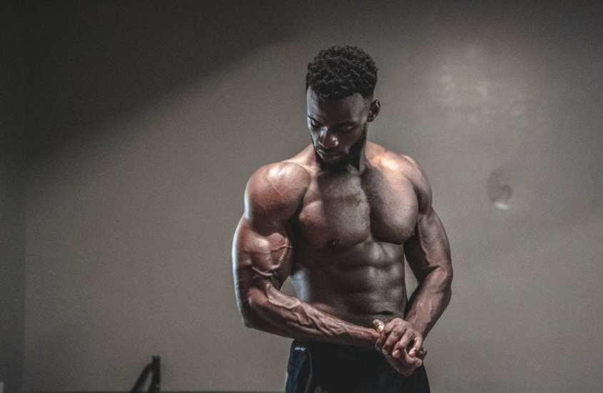 Strong Muscle Mass