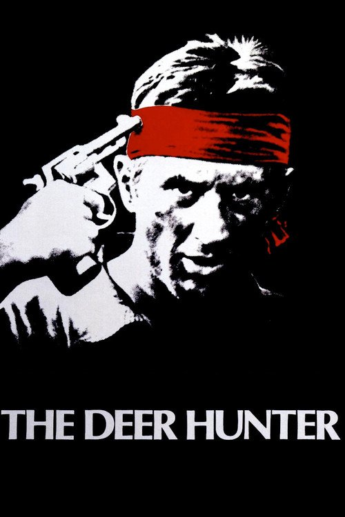 "Poster for the movie ""The Deer Hunter"""