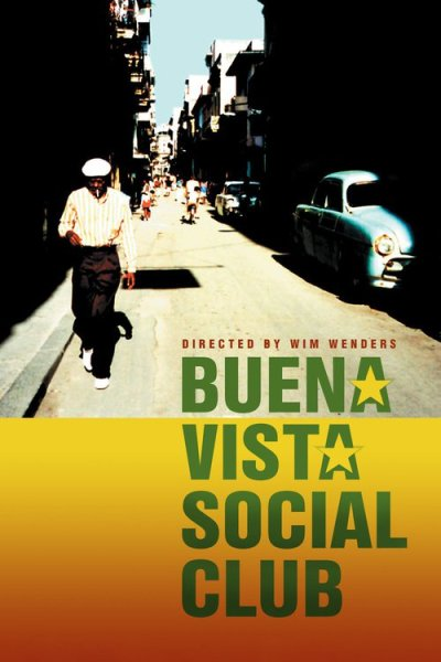 "Poster for the movie ""Buena Vista Social Club"""