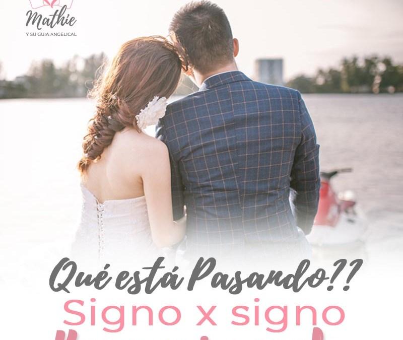 Horóscopo de Octubre 2019 para parejas