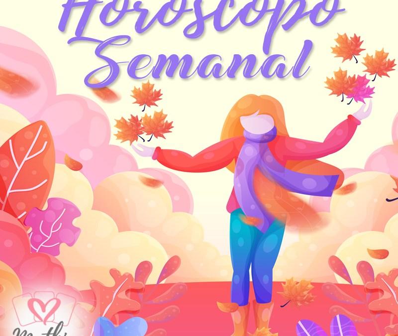 Horóscopo Semanal del 20 al 26 de septiembre  Tarot Guía Angelical