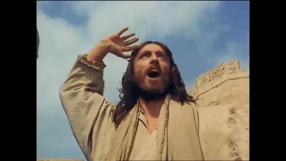 la sainte colère de Jésus