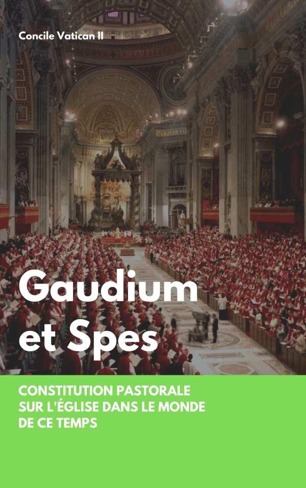 lire Gaudium et Spes