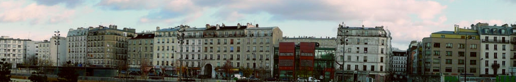 Rue d\'Aubervilliers, Paris 19