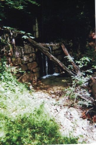 Finally found the waterfall! / Endlich den Wasserfall gefunden!